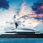 На верфи Oceanco работают над проектом 90-метровой яхты Cosmos